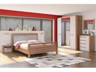 Модульная мебель для спальни Верона - Мебельная фабрика «Кураж»