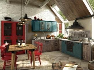 Кухня Loft - Мебельная фабрика «Трио»