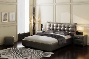 Кровать  Агата - Мебельная фабрика «Тальяна»