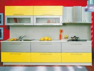 Кухня прямая «HI - TECH 2»