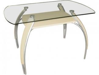 Стол стеклянный М141-071 - Мебельная фабрика «Техсервис»