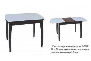 Стол Мария 1 с механизмом раскладки  бабочка - Мебельная фабрика «Ликсин»