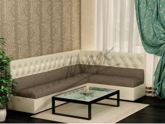 Угловой диван Визит - Мебельная фабрика «Маск»