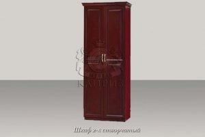 Шкаф-1 2-х створчатый - Мебельная фабрика «Каприз»