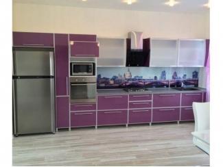 Красивая прямая кухня - Салон мебели «Красивые кухни»