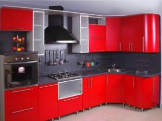 Кухонный гарнитур Красный перламутр