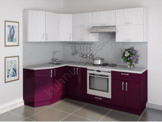 Кухонный гарнитур угловой Барселона - Мебельная фабрика «Кухни Вардек»