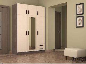 Шкаф ШК 3-х створчатый с Антресолью  - Мебельная фабрика «РиИКМ»