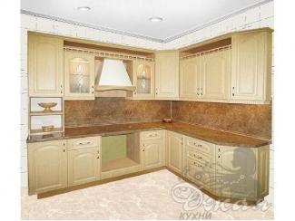 Вместительный кухонный гарнитур  - Мебельная фабрика «Джая»