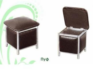 Пуф - Мебельная фабрика «Кристалл»