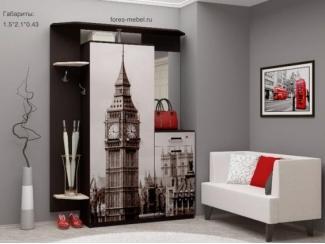 Прихожая Лондон - Мебельная фабрика «ФОРЕС»