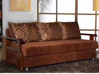 Диван прямой «Прадо Вуд» - Мебельная фабрика «Палитра»