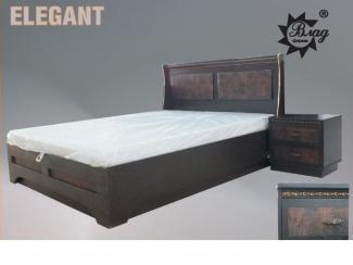 Кровать с подъемным механизмом Раут