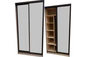 Шкаф купе 2.4 - Мебельная фабрика «Колпинская мебель»