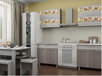 Прямая кухня Легенда 6 - Мебельная фабрика «Ваша мебель»