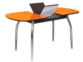 Стол обеденный раскладной Лидер 2 - Мебельная фабрика «Риком», г. Кузнецк