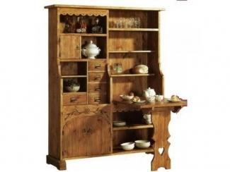 Буфет кухонный КМБ 24 - Мебельная фабрика «Домашняя мебель»