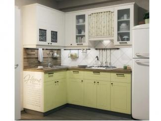 Угловая кухня Милд - Изготовление мебели на заказ «Кухни ЧУ»