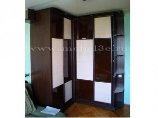 Угловой шкаф-купе - Мебельная фабрика «ТРИ-е»