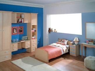 Детская 23 - Изготовление мебели на заказ «Детская мебель», г. Москва