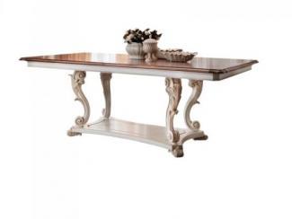 Стол прямоугольный - Импортёр мебели «Spazio Casa»