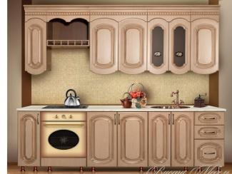 Кухня прямая Жанна - Изготовление мебели на заказ «Виста мебель»
