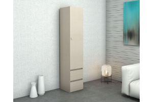 Шкаф-пенал Рино 210 с двумя ящиками - Мебельная фабрика «ВасКо» г. Москва
