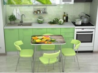 Стол с фотопечатью  Фрукты - Мебельная фабрика «Стендмебель»
