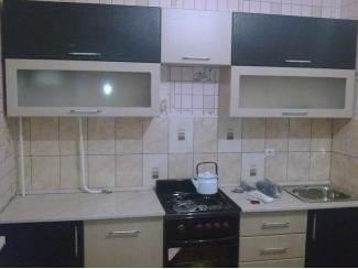 Простая прямая кухня - Мебельная фабрика «Еврус»