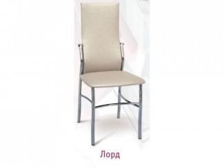 Хромированный стул Лорд   - Мебельная фабрика «Гранд Хаус», г. Москва