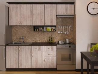 Прямой кухонный гарнитур Сосна выбеленная - Мебельная фабрика «РОСТ»