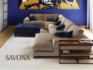 Угловой диван Савона - Мебельная фабрика «Lorusso divani»