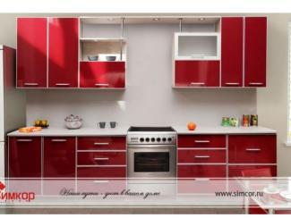 Кухня Алюминиевая рамка 4 - Мебельная фабрика «Симкор»
