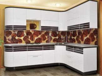 Кухонный гарнитур угловой Римини