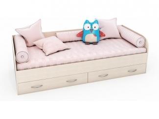 Односпальная кровать Молодежка - Мебельная фабрика «Колизей», г. Москва