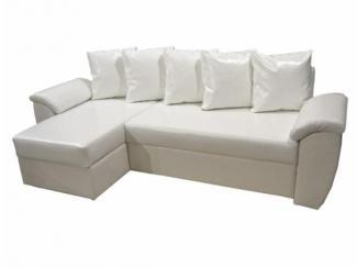 Диван угловой белый - Мебельная фабрика «ЭММК»