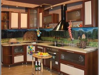 Кухня угловая РУ-7 - Мебельная фабрика «Нильс»