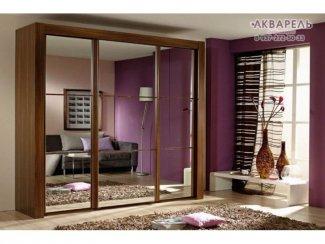 Шкаф-купе - Мебельная фабрика «Акварель»