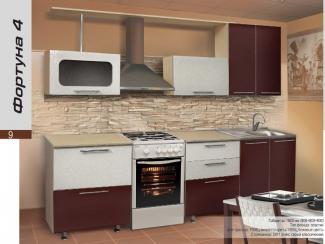 Кухонный гарнитур прямой Фортуна 4 - Мебельная фабрика «Форт»