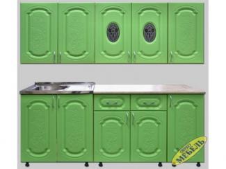 Кухня прямая 57 - Мебельная фабрика «Трио мебель»
