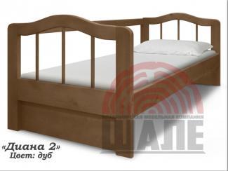 Детская кровать Диана  - Мебельная фабрика «ВМК-Шале»