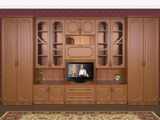 Гостиная стенка Светлана Орех - Мебельная фабрика «Вестра»