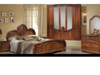 Спальный гарнитур «Щара» - Мебельная фабрика «Слониммебель»