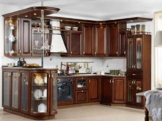 Кухня 21 - Мебельная фабрика «Вяз-элит»