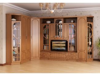 Гостиная стенка Рось 7 - Мебельная фабрика «Рось»