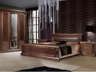Спальня Ривьера 1 - Мебельная фабрика «Гомельдрев»