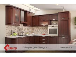 Кухня Терри массив - Мебельная фабрика «Симкор»