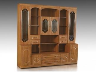 Классическая стенка в гостиную Кармен - Мебельная фабрика «Восток-мебель»