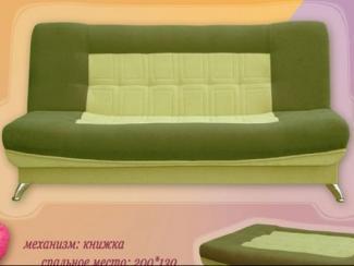 Диван прямой Хилтон-2 книжка - Мебельная фабрика «Росмебель»