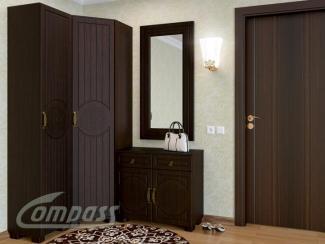 Прихожая МОНБЛАН №4 - Мебельная фабрика «Компасс»